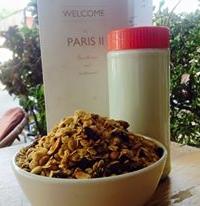 <p>Homemade Muesli & Yogurt</p>
